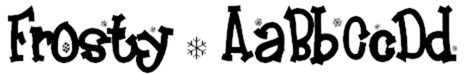 Frosty-font-by-Font-a-licious-FontSpace
