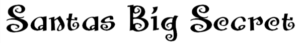 Santas-Big-Secret-BB-font-by-Blambot-FontSpace